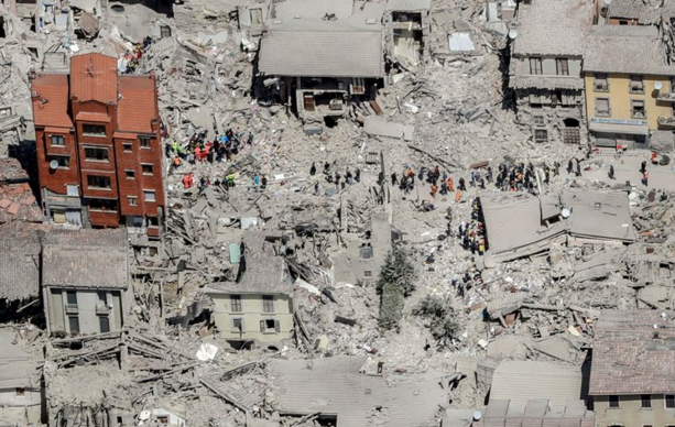 Deadly Italian quake highlights continuing struggle to communicate risk