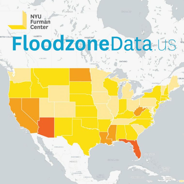 Introducing FloodzoneData.us, Presenting Data on the People and Housing in the U.S. Floodplain