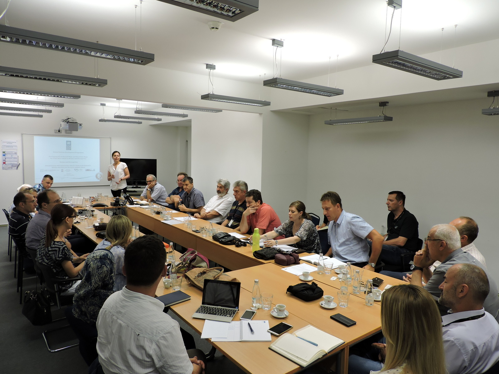The First Integrated Methodology for Development of Flood Hazard Maps and Risk Maps in BiH