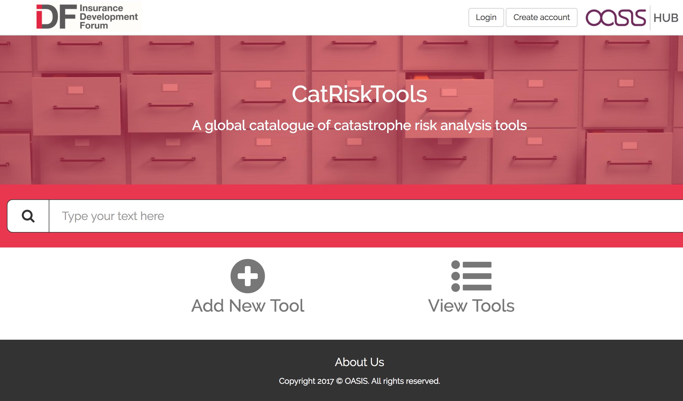 CatRiskTools